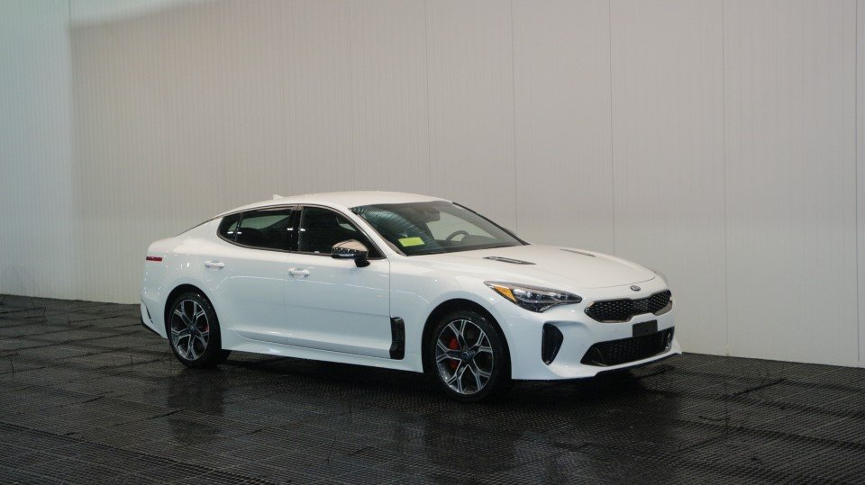 New 2018 Kia Stinger Gt 4dr Car In Braintree K24712 Quirk Kia